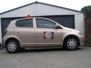 Driving School car hire